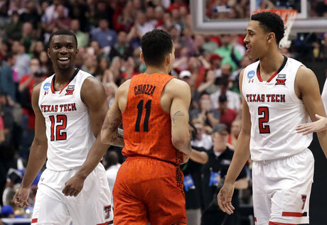Keenan Evans, Zhaire Smith, Chris Chiozza