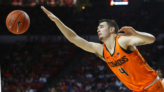 Stability breeds high hopes at Oklahoma State
