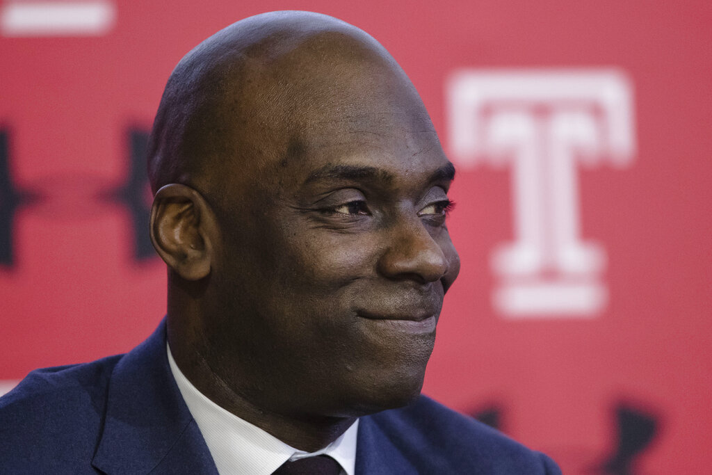 Temple Opens New Era With Former Star McKie In Place