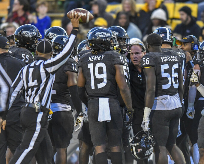 Southern Miss will play Tulane in the Armed Forces Bowl