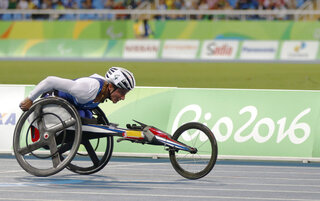 Paralympics Multisport Athletes