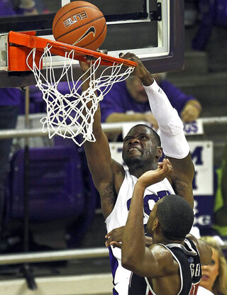 UNLV TCU Basketball