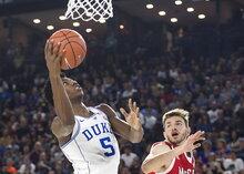 Duke Redmen Basketball