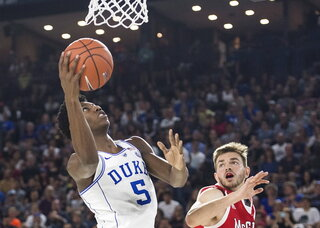 Duke Redmen Basketball