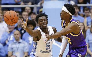Nassir Little, Courtney Alexander II