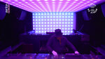 In this March 18, 2020, frame from video provided by Rundfunk Berlin-Brandenburg, DJ Claptone performs a set as part of the