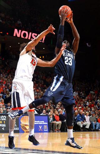 Villinova Virginia Basketball