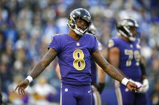 Ravens Jackson Football