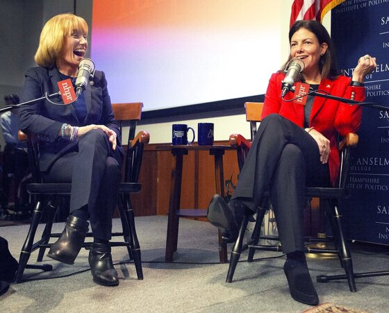 Maggie Hassan, Kelly Ayotte