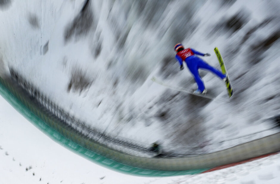 Pyeongchang Olympics Ski Jumping Gender Gap