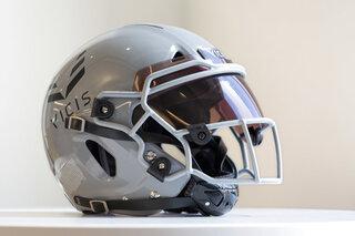 On Football Helmet Development