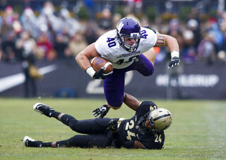 Northwestern Purdue Football