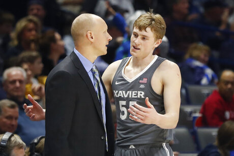 J.P. Macura, Chris Mack