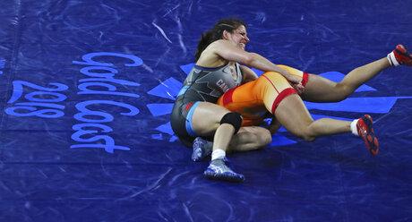 Australia Commonwealth Games Wrestling
