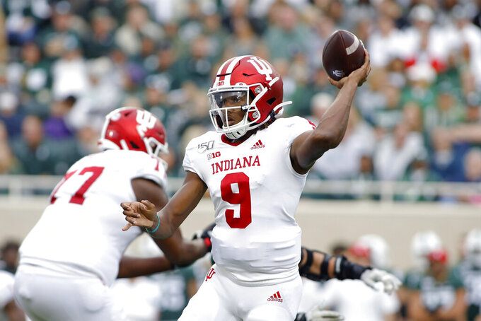 Hoosiers looking to make adjustments following bye week