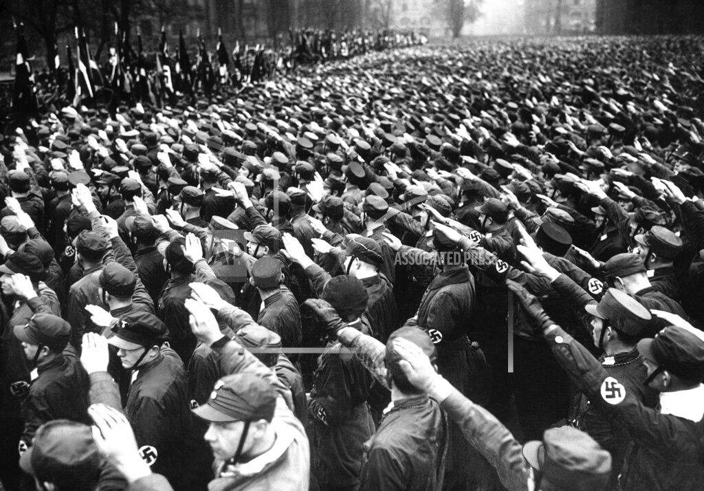 Watchf AP I   DEU APHSL20174 Germany Nazi State Burial