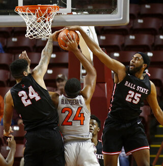 Ball State Virginia Tech Basketball