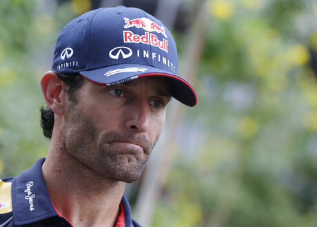 Webber aiming to spoil Vettel's F1 title party