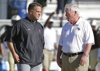 Matt Rhule, George O'Leary
