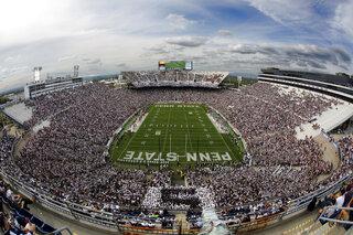 Penn St Stadium Football