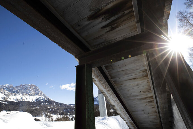 Cortina craves bobsled revival with 2026 Olympics