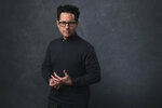 Director/writer J.J. Abrams poses for a portrait to promote the film