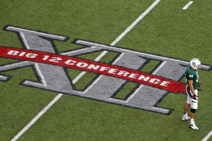 New ESPN deal with Big 12 lands 3 football title games