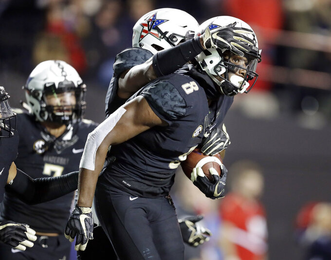 Vandy CB Williams bypassing senior season to enter NFL draft