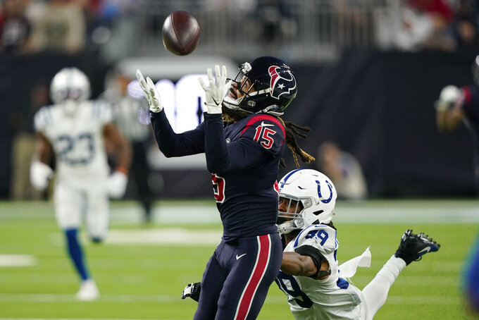 Texans get big win, face test with Patriots up next