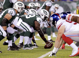 Jets Harrison Perseveres Football