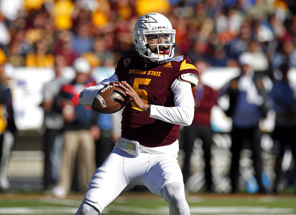 Arizona St. Preview Football