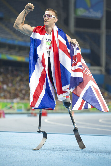 Five things to know: Lots of records at the Rio Paralympics