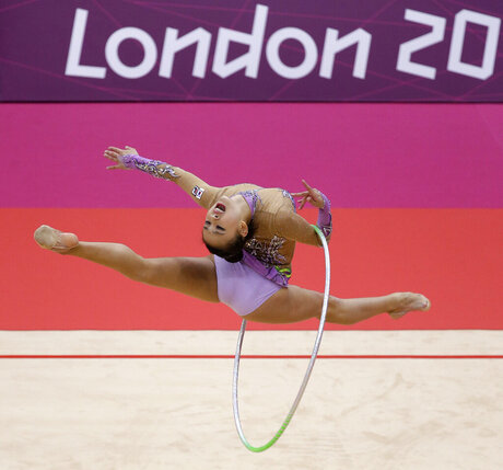 Rhythmic Gymnastics Preview Olympics