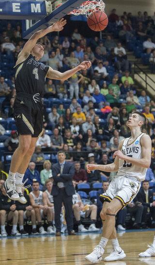NCAA Div III Nebraska Weslyan Wis Oshkosh Basketball