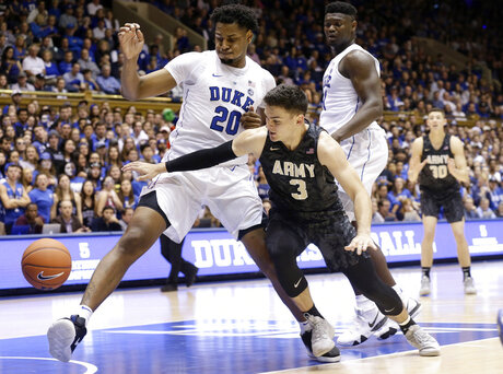 Marques Bolden, Tommy Funk