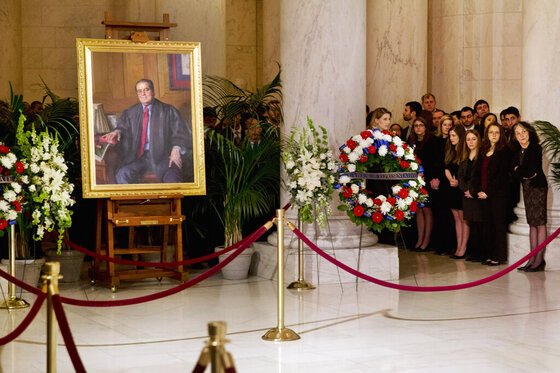 Supreme Court Scalia