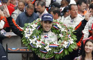 Indy 500 2007 Race 91 Auto Racing