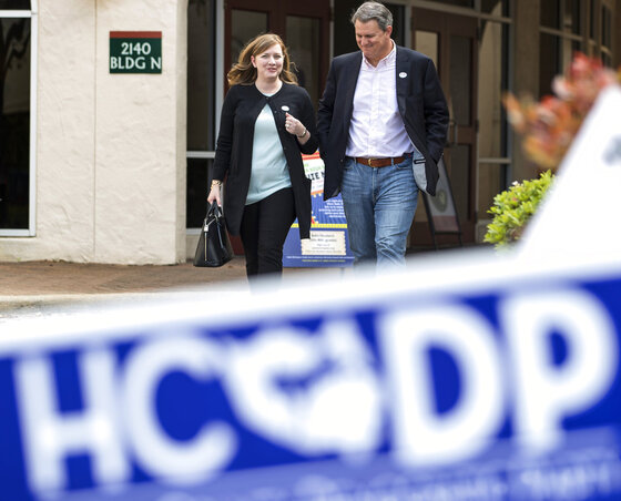 Midterms Democratic Divisions