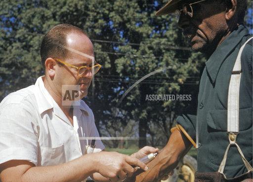 Tuskegee Syphilis Study Legacy