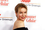 Renee Zellweger attends the AARP 19th Annual Movies For Grownups Awards at the Beverly Wilshire Hotel on Saturday, Jan. 11, 2020 in Beverly Hills, Calif. (Photo by Mark Von Holden/Invision/AP)