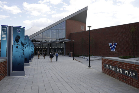 Villanova Basketball Media Day