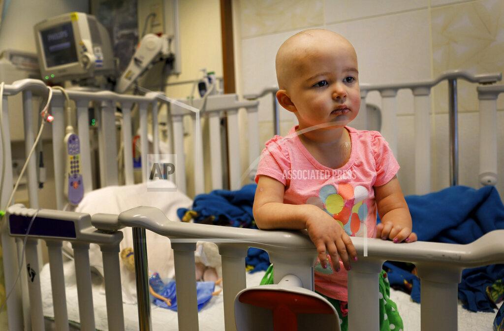 APTOPIX Children Cancer Fertility