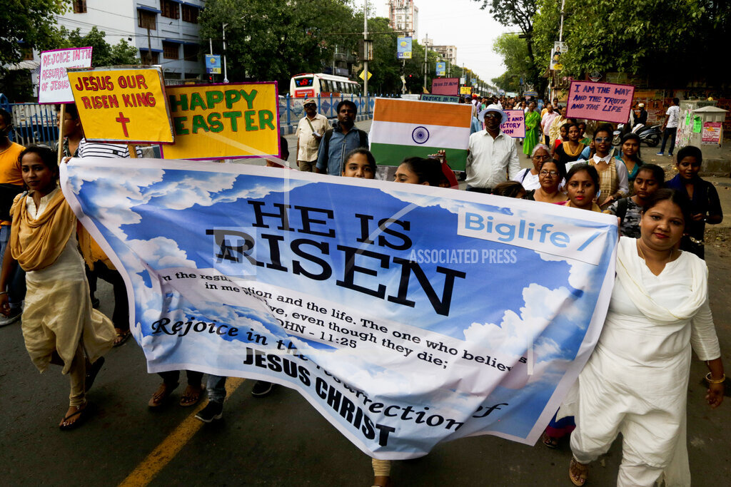 India Easter