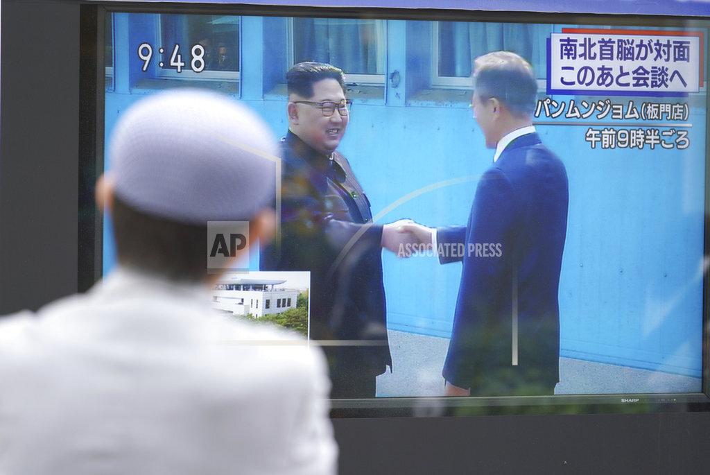 Japan Koreas Summit