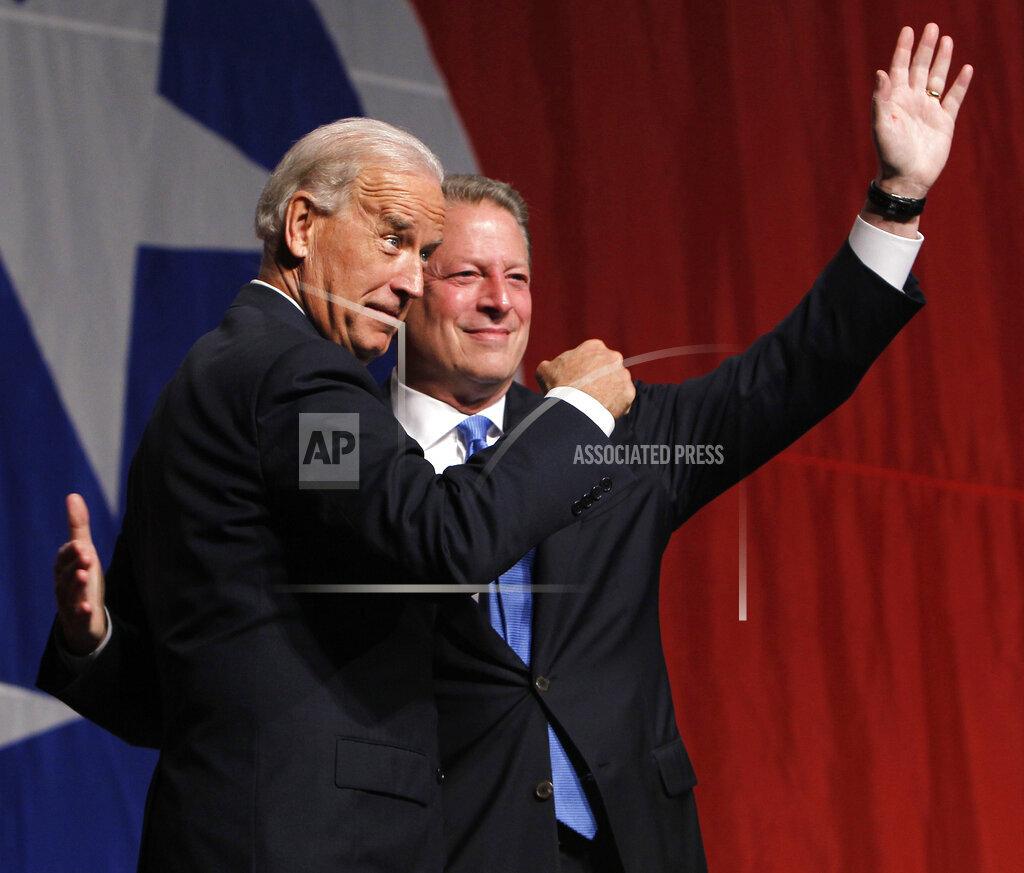 APTOPIX Tenn Democrats Biden