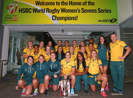 Australia Olympic Rugby Sevens