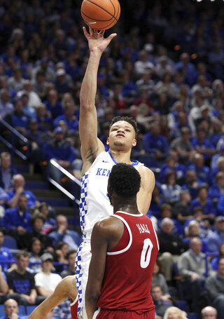 Kevin Knox, Donta Hall