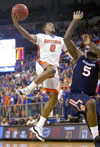 Auburn Florida Basketball
