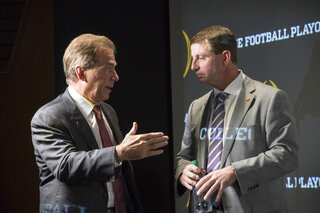 Nick Saban, Dabo Swinney
