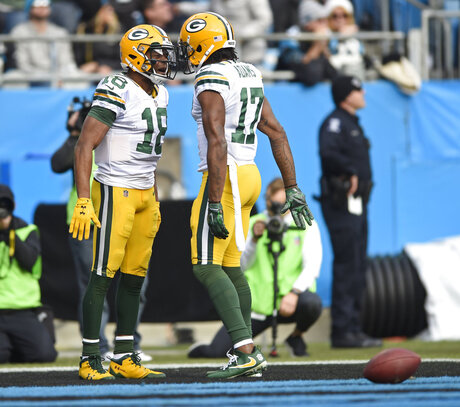 Randall Cobb, Davante Adams